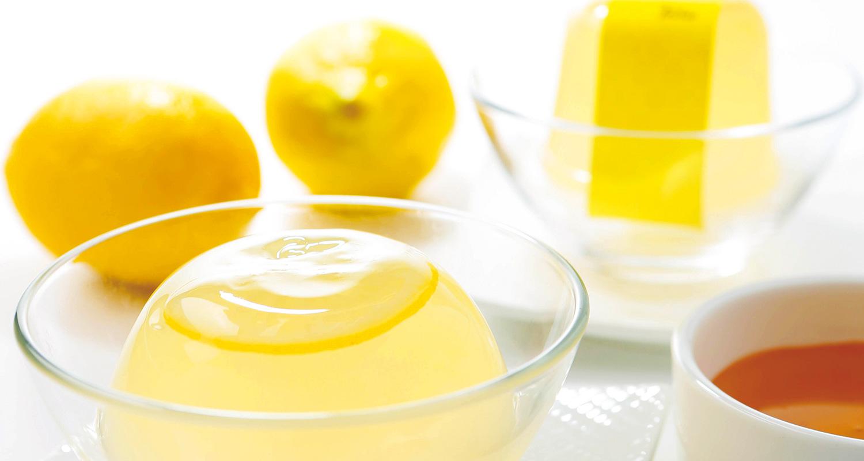 五月山蜂蜜レモンゼリー